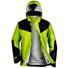 CHAQUETA IMPERMEABLE TRANSPIRABLE HELLY HANSEN MAGNI SHELL en WATERFIRE 289d4f4fed21