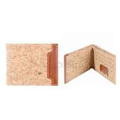 Wallet CS no.1  Price; 990฿ Material : Cork fabric