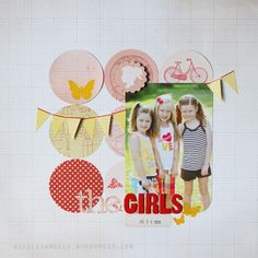The Girls *Studio Calico Autumn Press*
