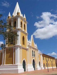 #Coro, Feliz 485 aniversario, primera capital de #Venezuela y Patrimonio Mundial.