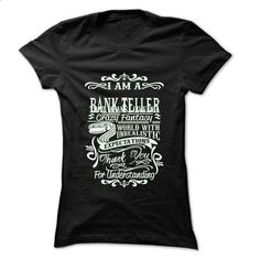 Job Title Bank Teller ... 99 Cool Job Shirt ! - #checkered shirt #cool hoodie. I WANT THIS => https://www.sunfrog.com/LifeStyle/Job-Title-Bank-Teller-99-Cool-Job-Shirt-.html?68278