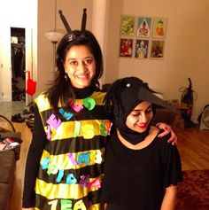 Spelling Bee | 30 Halloween Costumes Only True Pun-Lovers Will Appreciate