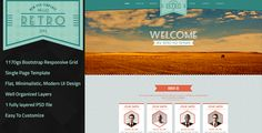 Shopping Retro New Psd Templateyou will get best price offer lowest prices or diccount coupone