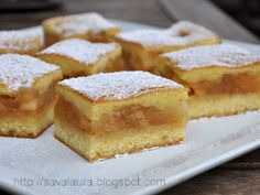 Am pregatit cea mai buna prajitura pentru post! Romanian Desserts, Romanian Food, Romanian Recipes, Sweet Recipes, Cake Recipes, Dessert Recipes, Helathy Food, Good Food, Yummy Food