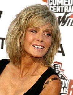 farrah fawcett haircut | Farrah Fawcett Layered Haircut