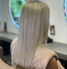 Ashy Blonde, Hair Beauty, Long Hair Styles, Grey Blonde, Long Hairstyle, Long Haircuts, Long Hair Cuts, Long Hairstyles