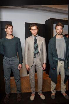 The latest from creative director Antonio Ciongoli, who focuses on Italian tailoring.
