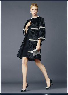 NEW Dolce Gabbana Trend Noble Real Swakara Lamb Fur Jacket Coat l. Sablle Mink M