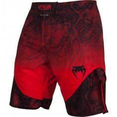 Short Venum Fusion - Noir/Rouge