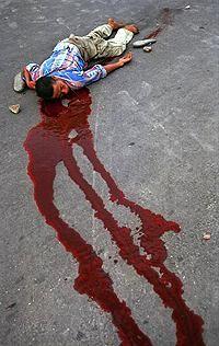 Timor Leste/East Timor: 1999 War in East Timor The killing of Joaquim Bernardini Guterres