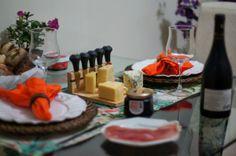 It Glamour: Mesa de queijos