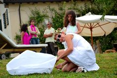 bride # wedding destination bologna # wedding lantern