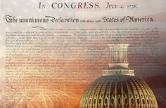 The Declaration of Independence itself has become one of the most accepted and copied political documents of all time.
