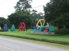 Sugar Mill Park in Broussard LA