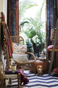 Bohemian Living. Rapsodia Home.                                                                                                                                                                                 Más