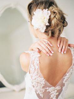 #lace, #sarah-janks  Photography: Sarah Carpenter - www.sarahcarpenterphotos.com Wedding Dress: Sarah Janks - http://www.sarahjanks.com/