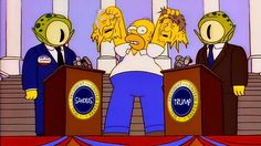 5 Simpsons Predictions Yet To Come TRUE!