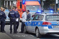 Schlägerei am Kesselbrink +++  Großeinsatz der Polizei