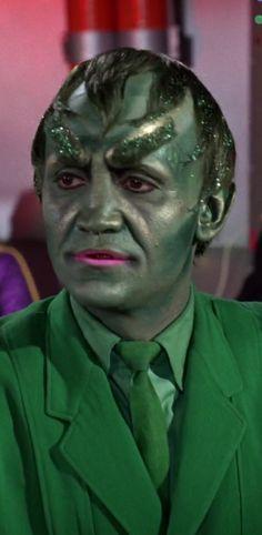 Batman, The Joker's Flying Saucer Episode aired 29 February 1968 Season 3 | Episode 24,  Richard Bakalyan , Verdigris