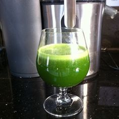GLOW GREEN GIRL: My Top Juices