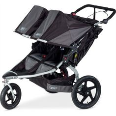 BOB Revolution Pro Duallie Stroller - Double. I am dying! This stroller is perfect!