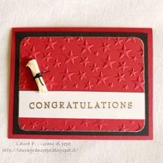 Grani di pepe: Congrats - card