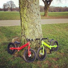 Balance biking. #balancebike #cycling #cyclinglife #islabikes #islabikesrothan by adamtranter