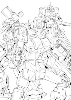 Gundam Wallpapers, Sketch Poses, Body Sketches, Robot Concept Art, Msv, Gundam Art, Mecha Anime, Profile Pictures, Mobile Suit