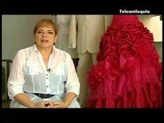 Programa 45 Cómo se hacen las Prendas de Alta Costura – Cursos y Patrones de Costura