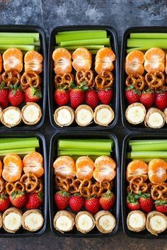 Peanut Butter and Banana Roll Ups Snack Box - These quick wraps are so much fun and easy, packed with strawberries, pretzels, tangerines and celery sticks! snacks meal prep Peanut Butter and Banana Roll Ups Snack Box Snacks Diy, Creative Snacks, Quick Snacks, Lunch Recipes, Healthy Recipes, Diet Recipes, Meal Prep Recipes, Pasta Recipes, Cooking Recipes