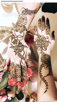 Go to my board for latest mehndi designs.