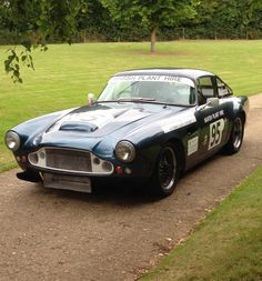 1960 Aston Martin DB4 - Lightweight | Classic Driver Market