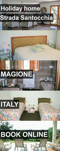 Hotel Holiday home Strada Santocchia in Magione, Italy. For more information, photos, reviews and best prices please follow the link. #Italy #Magione #hotel #travel #vacation