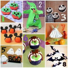 Disney Halloween Craft and Recipe Ideas from Spoonful