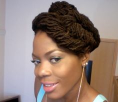 Loc Up do ~ styles for locs and dread locs