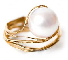 Absolutely Gorgeous! - Oyster Ring Larissa Landinez