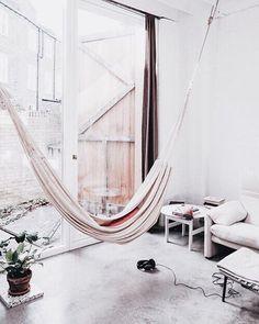 home, hammock, and interior Bild