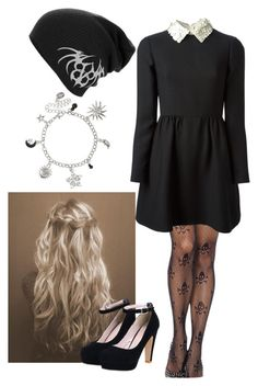 """Rikki"" by shaybot12 ❤ liked on Polyvore featuring Valentino"
