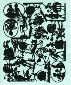 vintage silhouettes | ... » Blog Archive » Etsy vintage pick: German paper silhouettes Vintage Silhouette, Free Downloads, Photo Displays, Box Art, Paper Cutting, Silhouettes, Etsy Vintage, Pictures, Photos