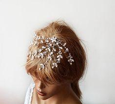 Bridal Headband Wedding Headband $59.00 by ADbrdal