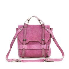 Violet Shoulder Bag - for school?