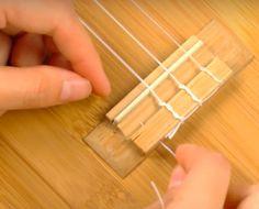 The Ultimate Guide to Ukulele Strings for Beginners http://ehomerecordingstudio.com/best-ukulele-strings/