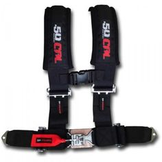 50 Caliber Racing Black 3 inch 4 Point Racing Harness Seat Belt * Find out more about the great product at the image link.