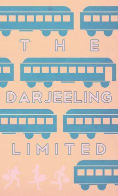 wes anderson // darjeeling limited