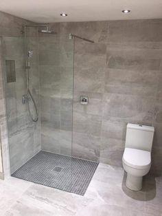 Facts On Fabulous Showers Bathroom Remodel Pictures, Cheap Bathroom Remodel, Small Bathroom Renovations, Wet Room Bathroom, Small Shower Room, Bathroom Layout, Bathroom Design Luxury, Modern Bathroom Decor, Bathroom Design Small