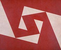 Aluisio Carvão - Clarovermelho, 1959