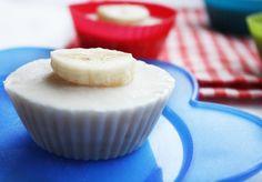KIDS: Banaan yoghurtbites