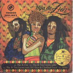 Voodoo Soul jazz - Hija de Zion