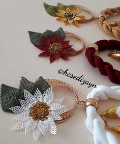 Needle Lace, Bellisima, Crochet, Bandana, Jewelry, Model, Flowers, Bandanas, Jewlery