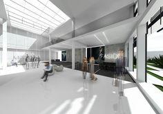 Projekt Wnętrza Domu Mody